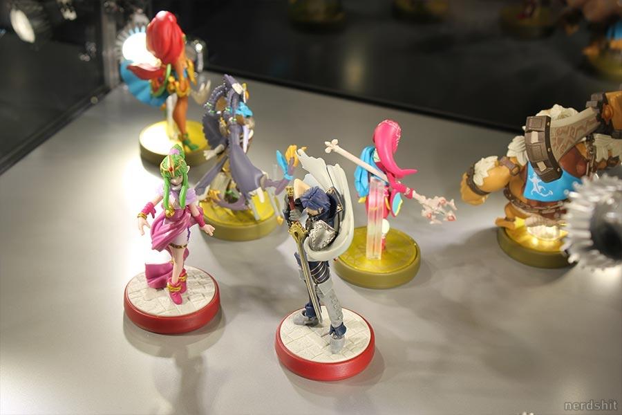 Neue Nintendo amiibo E3 2017
