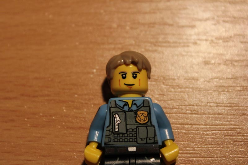 Lego City Under... Lego City Undercover Chief Dunby
