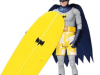 batman surfbrett actionfigur