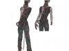 walking dead actionfigur