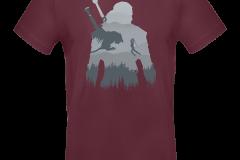 wild-silhouette-bc-exact-190-bordeaux-t-shirt