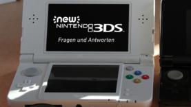 Infos, Fragen und Antworten zum New 3DS XL / New 3DS Ambassador