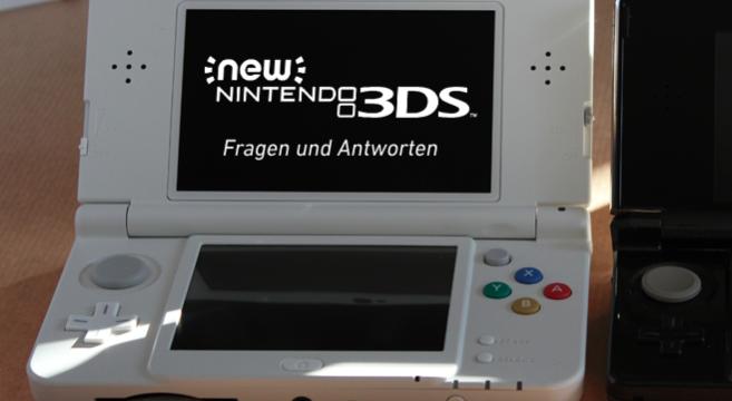 New 3DS Fragen Antworten Ambassador Nintendo
