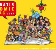 Gratis Comic Tag 2015 Übersicht