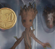 Little Groot Guardians of the Galaxy