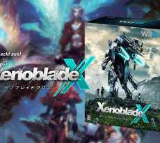 Xenoblade Chronicles X Wii U Set