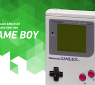 Game Boy Podcast Nerdshit Kabelsalat