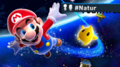 #Gamephilephoto 34: Natur | Super Mario Galaxy (1 und 2)