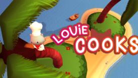 Unterstützt die perfekte Katzen-Marmelade - Louie Cooks!