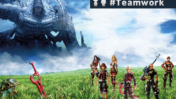 #Gamephilephoto 33: Teamwork | Xenoblade Chronicles