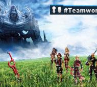 xenoblade chronicles teamwork gamephilephoto