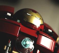 Lego Marvel Superheroes Hulkbuster Iron Man Hulk