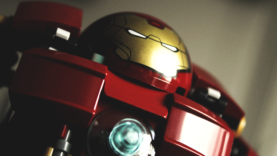 Vorgespult: Lego Super Heroes Hulk Buster Rettungsmission Speed Build 76031