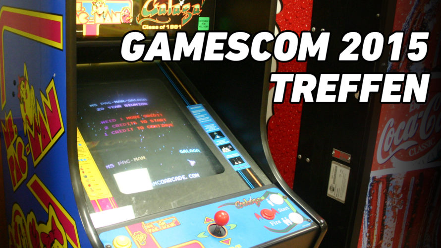 Gamescom 2015 Treffen am Samstag #GCFressTreff