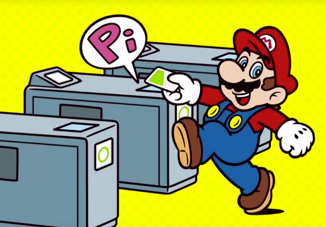 Bargeldlos im Nintendo eShop zahlen – Suica Card und Wii U