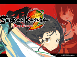 Senran Kagura Deep Crimson 3DS Review