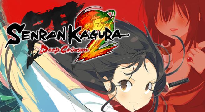 Senran Kagura Deep Crimson 3DS Review
