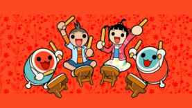 Sam trommelt: Taiko no Tatsujin - Drum Master Wii U Version