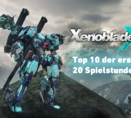 xenoblade chronicles x gameplay