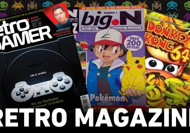 Retro Magazine Spieleberater Tipps Tricks Print