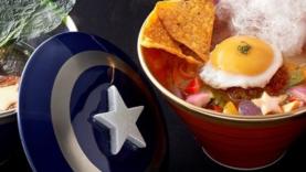 Ramen und Superhelden - Ippudo Ramen präsentiert Civil War Suppen