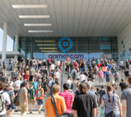 Gamescom 2016 Köln Messe