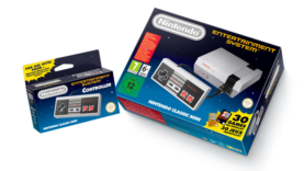 Kleinstes NES aller Zeiten: Der Konsolen-Klassiker von Nintendo kehrt als Mini zurück