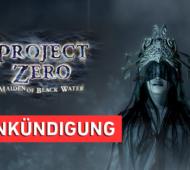 Streamankündigung Project Zero: Priesterin des schwarzen Wassers Wii U Nintendo