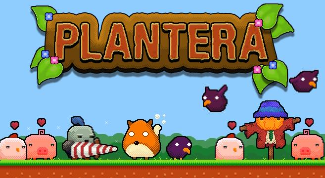 plantera garten indie game review