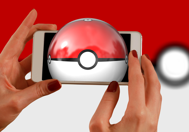 Pokémon Go Smartphone