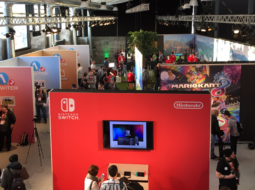 Nintendo Switch Hands On Event in München
