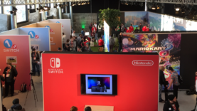Nintendo Switch und das variable Spielerlebnis - Hands-on Event in München