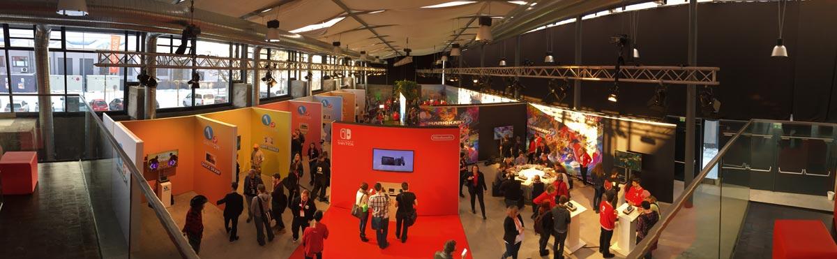 Nintendo Switch Event München