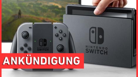 #HypeBisZumMorgengrauen - Stream bis zur Nintendo Switch Präsentation