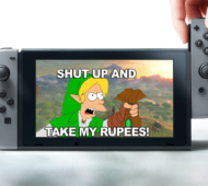 Nintendo Switch Meme