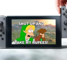 Nintendo Switch Meme