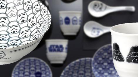 Möge der Hunger mit dir sein - Japanisches Star Wars Keramikgeschirr