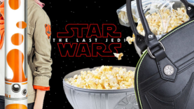 Top 10 Star Wars Merchandise, um sich auf Star Wars: Episode VIII The Last Jedi vorzubereiten