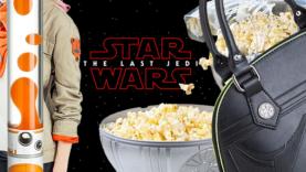 Top 10 Star Wars Merchandise, um sich auf Star Wars: Episode VIII The Last Jedi vorzubereiten