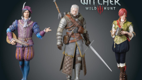 Toy Fair 2017: Dark Horse erweitert die The Witcher 3: Wild Hunt Figuren Kollektion