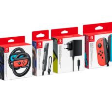 Was brauche ich für meine Nintendo Switch an Zubehör?