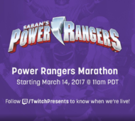 Go Go Power Rangers - Twitch zeigt im Power Rangers-Marathon 23 Staffeln