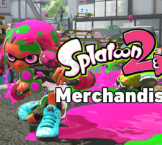 splatoon merchandise japan