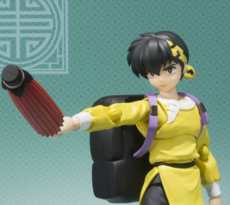 Action-Comedy Manga Ranma ½ Merchandise