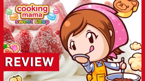 Süßmäuler aufgepasst!Cooking Mama - Sweet Shop 3DS Review