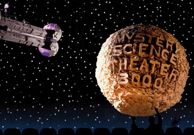 Twitch präsentiert den Mystery Science Theater 3000 Marathon