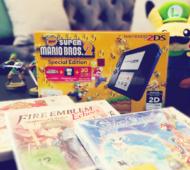 Gewinne ein Nintendo 2DS Spielpaket mit Fire Emblem Echoes und mehr