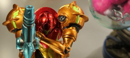 Nintendo Post E3 Event Samus Aran amiibo Metroid