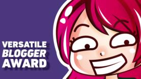 Versatile Blogger Award - Ohne Kaffee und Melone!
