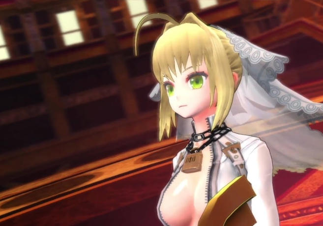 Fate/EXTELLA: The Umbral Star Nintendo Switch Review